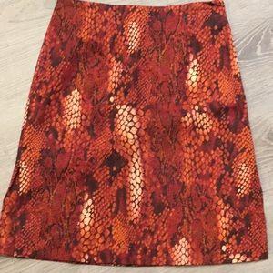 ALLEN by A*B*S~~Double side split Skirt